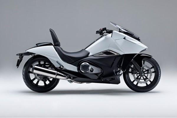 2014 Honda NM4-01 Review - New Motorbike Review