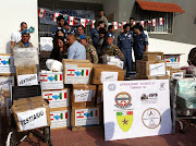 La Croce Rossa in Libano in piena solidarietà.