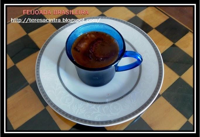 CALDINHO DE FEIJÃO; feijão preto