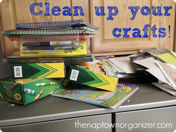 craft organization, art project organization, art cabinet, craft shelf