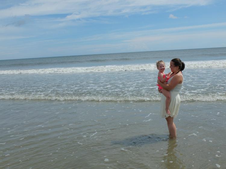 Sweet Turtle Soup - Summer Bucket List: Dinner...okay Brunch on the Beach