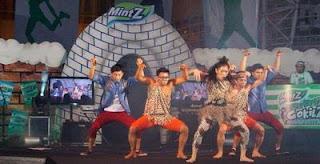Fungky Papua, Juarai Mintz Nge-Dance Gokilz