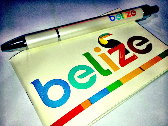 Belize Tourism Board New Brand and Logo