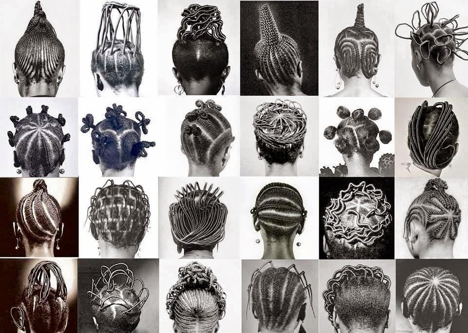 Quelques tresses africaines