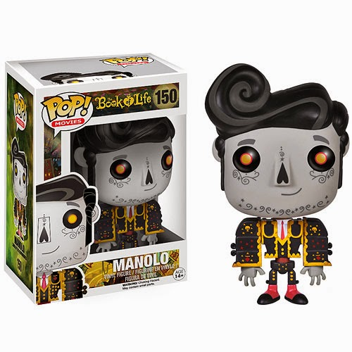 Funko Pop! Book of Life: Manolo Remembered