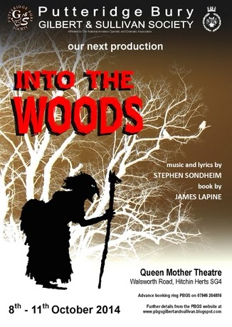 OUR AUTUMN 2014 PRODUCTION, 8-11 OCTOBER: