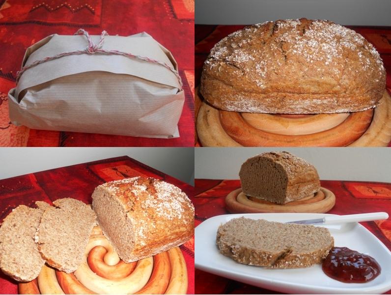 Mi Pan de Centeno 100%