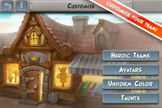 صورة من لعبة Hero Academy