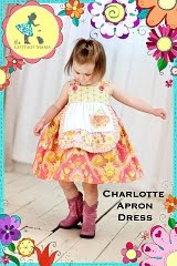Charlotte Apron Dress