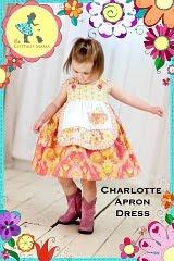Charlotte Apron Dress
