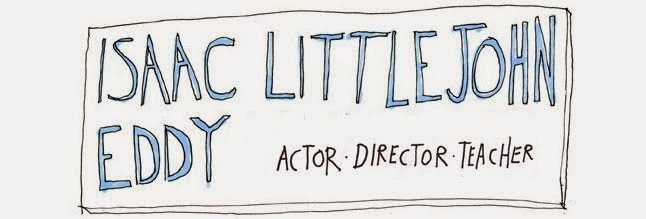 ISAAC LITTLEJOHN EDDY Actor.Director.Teacher