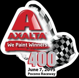 Race 14: Axalta 400 at Pocono Raceway