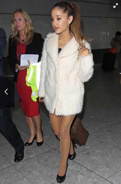 Kumpulan Foto Cantik, Imut Dan Seksi Ariana Grande