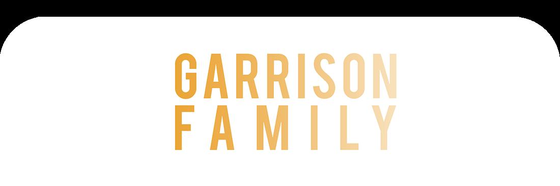 Garrison Blog