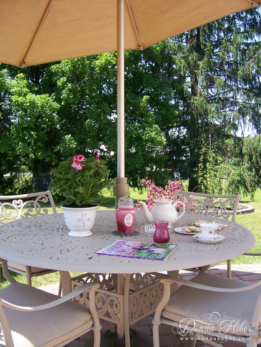 Garden Tables Chairs Parasols - eBay: