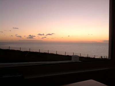 view, sunset, blessings of God