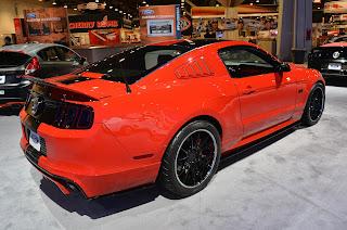 SEMA 2013: Nitto Tire 2014 Ford Mustang