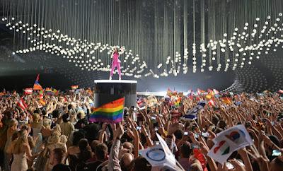 Conchita Wurst, Eurovíziós Dalfesztivál
