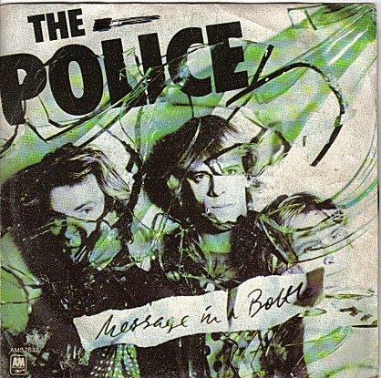 "Canciones de viernes para tardes de domingo: ""Message in a Bottle"" The Police"