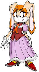 vainilla the rabbit