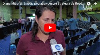 Alfa Omega TV: Diana Mitrofan (medic pediatru) despre Strategia de Reeducare Parentală