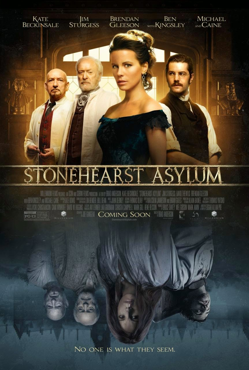 Watch Stonehearst Asylum Movie 2014