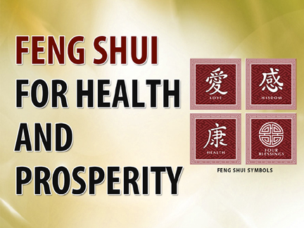 Life wellness center topic of the week feng shui for for Feng shui for health