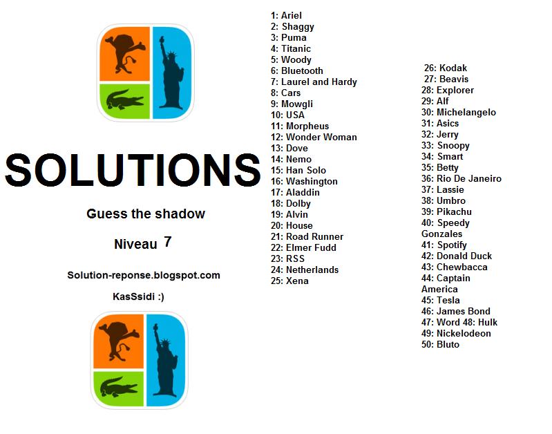 devinez l 39 ombre niveau 7 solution toutes les solutions r ponses des jeux android iphone. Black Bedroom Furniture Sets. Home Design Ideas