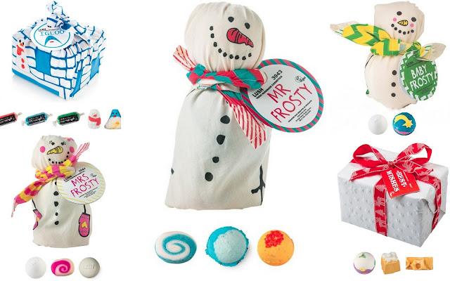 Christmas Lush Gifts