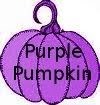 Purple Pumkin For Gorgeous