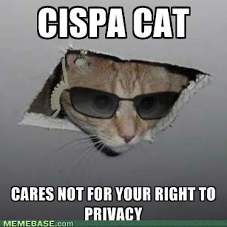 cispa cat cares not for your privacy