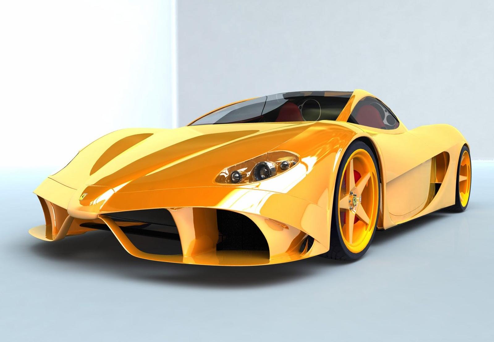 Ferrari Cars 171 Cars