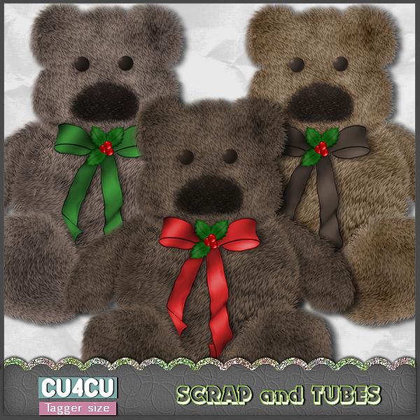 Teddy bear freebies