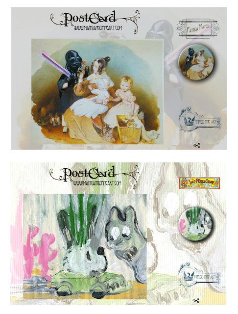 postcard, art Photo, ediciones, La ruina, patricia mateo, Libro de artista, photobook, ventas de fotografia, luis perez calvo, badges, arte contemporaneo