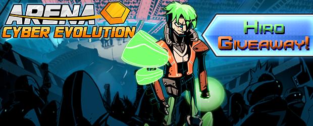 free steam key arena cyber evolution