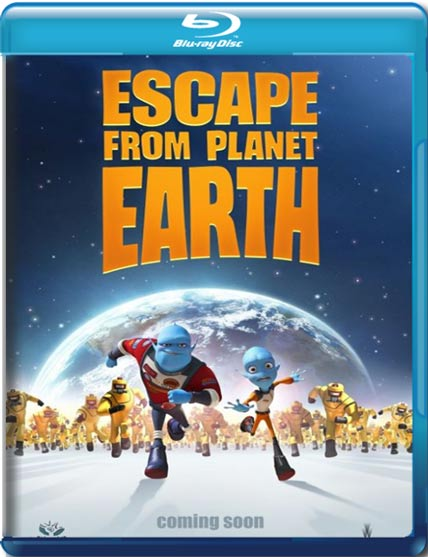 Escape from Planet Earth 1080p HD Latino Dual