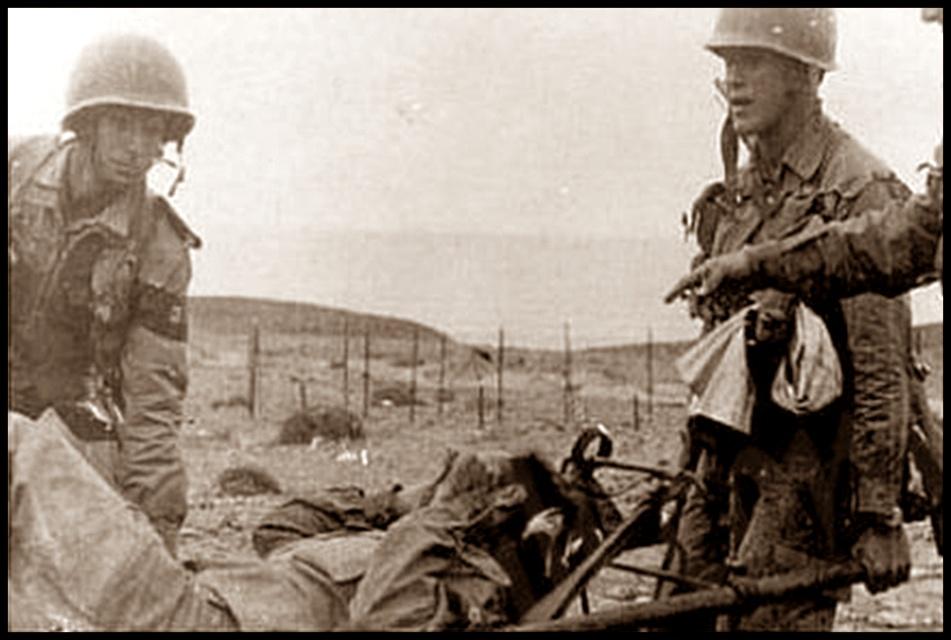 Relatos de la guerra de Ifni-Sahara 1957/58