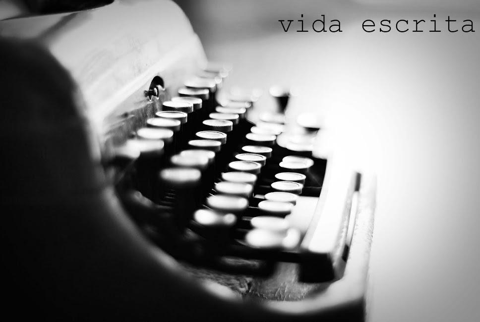 vida escrita