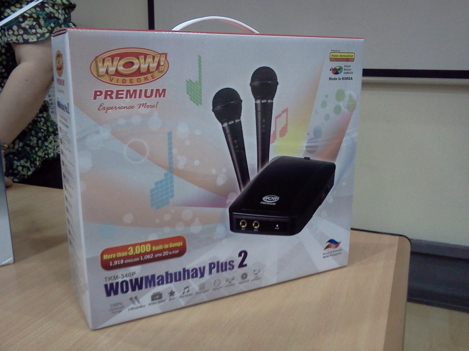Jgtech Lifestyle Wow Videoke Premium Product Line 2012 Machine Wiring Some Would Like The Convenience Of Wireless So They Will Take Mabuhay Others A Value Packed Unit That Is Reasonably Priced