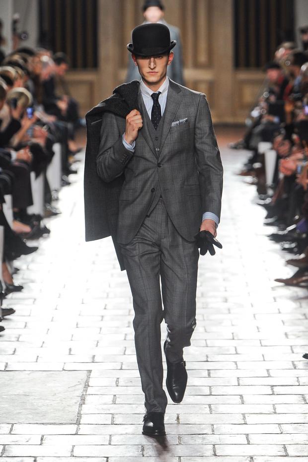COOL CHIC STYLE to dress italian: Hackett Fall 2013 menswear