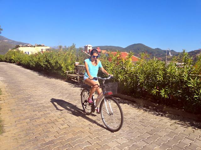 турция велосипеды