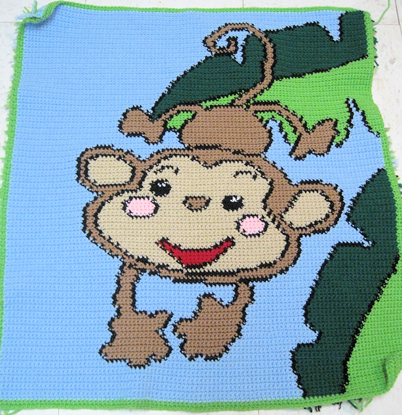 Two Little Cs: Crocheting Again