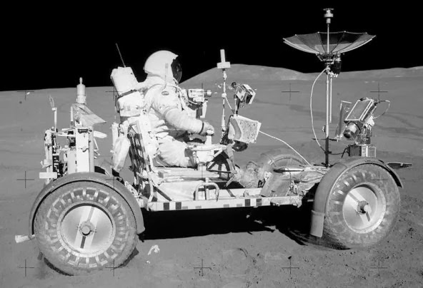 Lunar Roving Vehicles(LRVs)