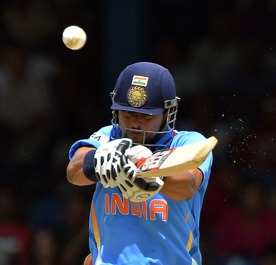 Suresh-Raina-West-Indies-vs-India-Tri-Series-2013