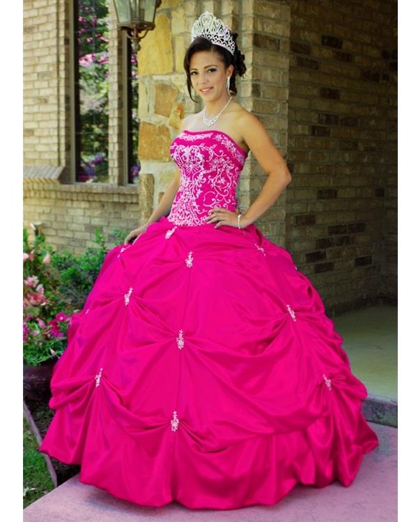 Neon Pink Prom Dresses Fashion Dresses
