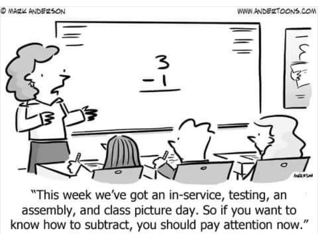 Twinkle Teaches FriYAY FunYAY Teacher Funnies And