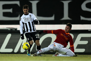 Siena vs AS Roma