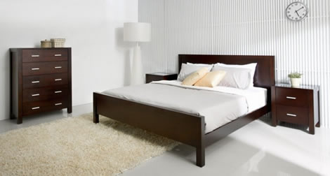Simple Bedroom Interior Intended Decorating