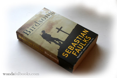 Birdsong by Sebastian Faulks Paperback Cover
