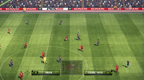Pro Evolution Soccer (PES) 2010 3